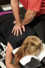 Chiropractic adjustment Kingston and Wilkes Barre